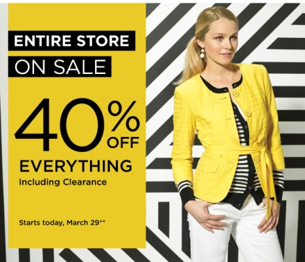 Banana Republic Factory Store Coupon