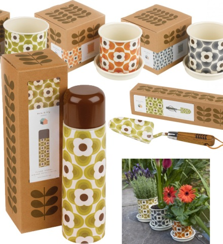 Orla Kiely Garden Collection